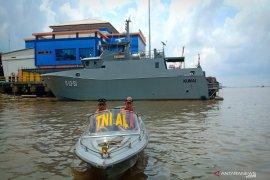 Lanal Banjarmasin patroli jamin keamanan
