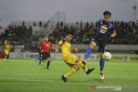 Barito tutup akhir musim kemenangan atas Arema FC 3-0