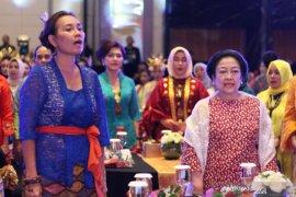 Megawati: Perempuan jangan takut terjun ke politik
