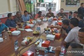 Rektor  IPB berbagi pengalaman kelola kampus hijau di Untirta Serang