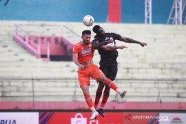 """Liga 1: Persipura gagal finis """"runner up"""" usai ditahan Borneo FC"""