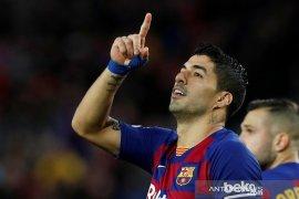 Liga Spanyol, Barcelona di puncak unggul dua poin