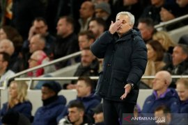 Mourinho frustasi dengan pertahanan Tottenham