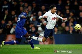 Klasemen Liga Inggris: Tottenham dan MU tertahan setelah telan kekalahan