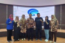 Dinas Kominfo Banjar belajar pengelolaan statistik di Tanah Bumbu