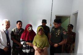 TNI bangun rumah warga kurang mampu di Kediri