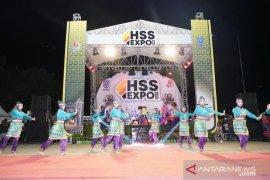 Tiga milyar lebih uang berputar selama HSS Expo 2019