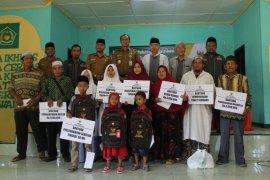 Baznas Sumatera Utara salurkan bantuan Rp5,55 miliar