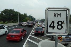 Jasa Marga: Arus lalu lintas jalan tol pada libur nataru meningkat 20,01 persen
