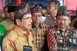 Menteri ATR/BPN di Garut minta warga jangan jual tanah bersertifikat
