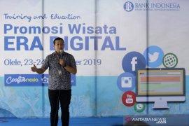 BI Gorontalo gandeng Coolturnesia edukasi promosi wisata Olele