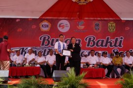 Yayasan peduli kemanusiaan Bali sabet juara nasional LKS Teladan 2019