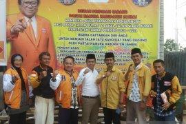 Pilkada Sambas, Bambang Hermansyah daftarkan diri ke Hanura