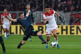 Dua tim zona merah Liga Jerman raih kemenangan