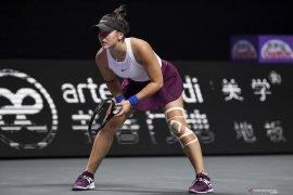 Andreescu dipastikan absen ajang pemanasan Australia Open