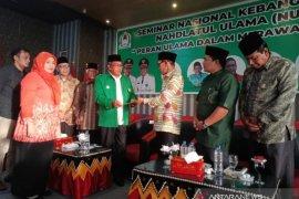 Bupati Ramli serahkan rekomendasi ulama merawat NKRI ke Presiden