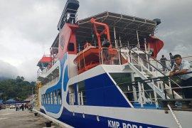 KMP Pora-Pora siap layani angkutan Danau Toba pada masa Natal
