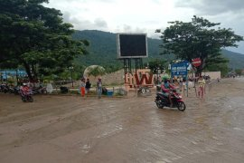 Banjir rusak 46 unit rumah di Wasior