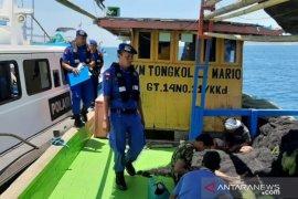 Polda Gorontalo lakukan patroli wilayah pelabuhan dan pesisir pantai