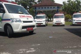 Pemkot Bengkulu kirim 10 ambulance evakuasi korban bus Sriwijaya