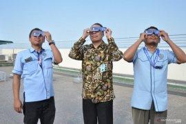 UMSU siap pecahkan rekor MURI sambut gerhana matahari cincin (video)