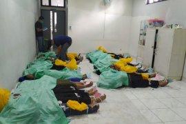 27 korban bus Sriwijaya Bengkulu-Palembang terindentifikasi