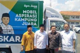 Lima desa di Cianjur terima kendaraan Maskara dari Pemprov Jabar