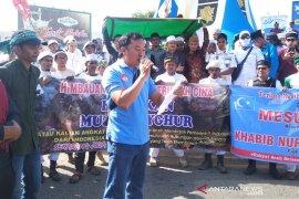 Masyarakat Aceh bela muslim Uighur