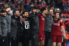 Sebelas momen spektakuker olahraga sepanjang 2019
