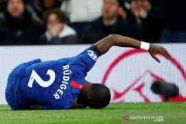 Manajer Chelsea Lampard bela Ruediger dari serangan Mourinho