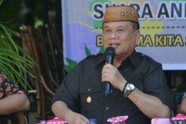 Wagub sebut stok gula pasir di Gorontalo 2.500 ton