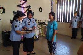 Kilas Balik 2019 - Enam warga asing di Lapas Denpasar terima Remisi Natal