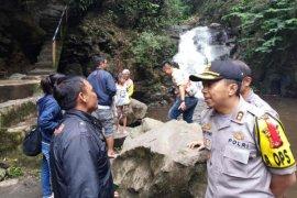 Polres Majalengka pastikan keamanan terjaga di objek wisata