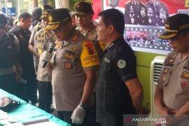 Kapolsek Payung, Tanah Karo dinonaktifkan diduga jadi pengedar narkoba