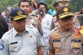 Polisi selidiki penyebab kecelakaan bus Sriwijaya yang tewaskan 35 orang