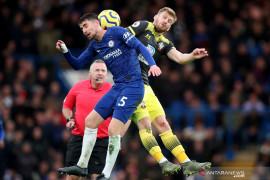 Juventus siap tukar tambah dengan Chelsea untuk dapatkan Jorginho