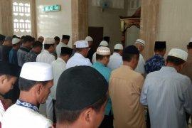 Ribuan warga Muhammadiyah Langkat laksanakan sholat gerhana matahari