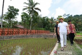 Ridwan Kamil puji Taman Gandrung Terakota Banyuwangi