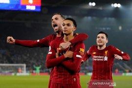 Liverpool unggul 13 poin puncaki Liga Inggris usai Boxing Day