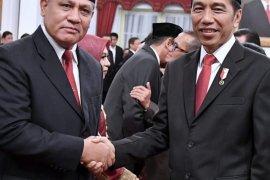 Ketua KPK sebut dirinya tak lagi pegang jabatan apapun di Polri