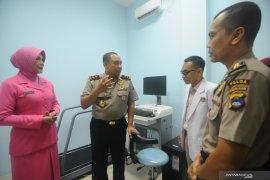 Bhayangkara Hospital uses ESWL to treat kidney stone