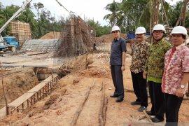 Pemkab Bangka Barat bangun dam pengendali banjir di Mentok