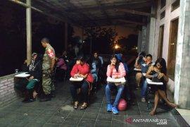 Satpol PP Tasikmalaya amankan pasangan bukan suami istri saat razia