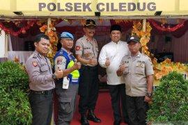 Wali Kota Tangerang apresiasi Polisi - TNI pengamanan momen natal