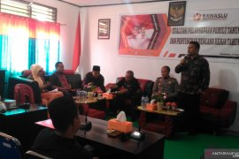 Bawaslu Gorontalo Utara evaluasi pelaksanaan Pemilu 2019