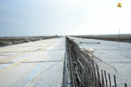 PUPR tuntaskan jalan akses Pelabuhan Patimban April 2020