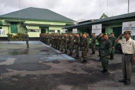 Kodim 0414 Belitung siap amankan Natal dan Tahun Baru 2020