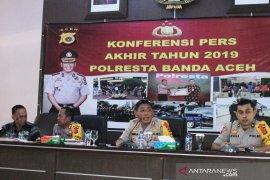 Polresta: Angka kejahatan di Banda Aceh capai 324 kasus