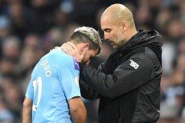 Pep Guardiola akui sulit untuk cari sosok pengganti Aguero