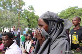 Sedikitnya 15 orang tewas karena bom bunuh diri di kamp tentara Somalia